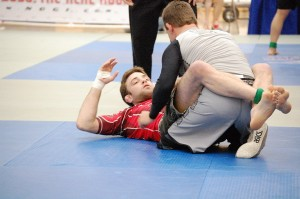Ryan Hall ADCC 2009: closed guard